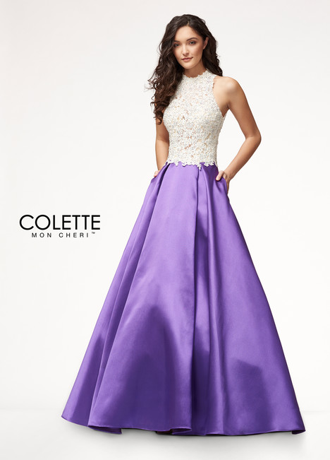 CL18237 Prom dress by Colette by Mon Cheri