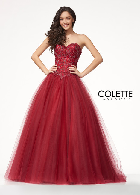 CL18246 Prom                                             dress by Colette by Mon Cheri
