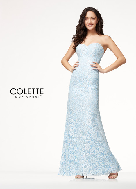 CL18260 Prom                                             dress by Colette by Mon Cheri