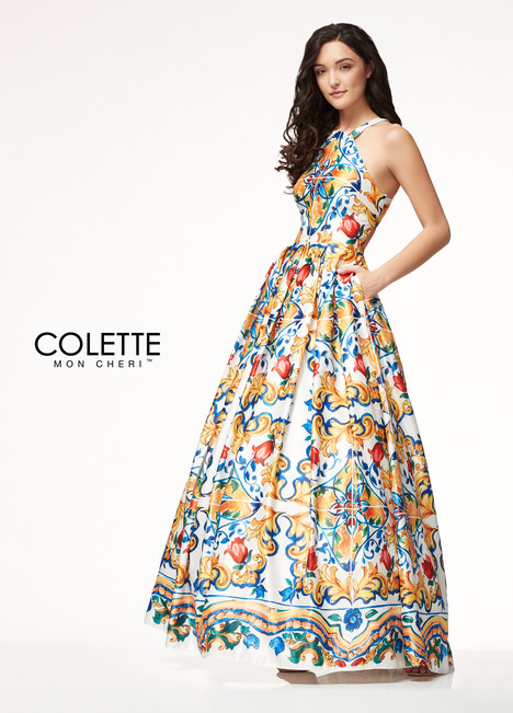 CL18273 Prom                                             dress by Colette by Mon Cheri