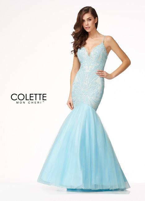 CL18297 (Light) Prom dress by Colette by Mon Cheri