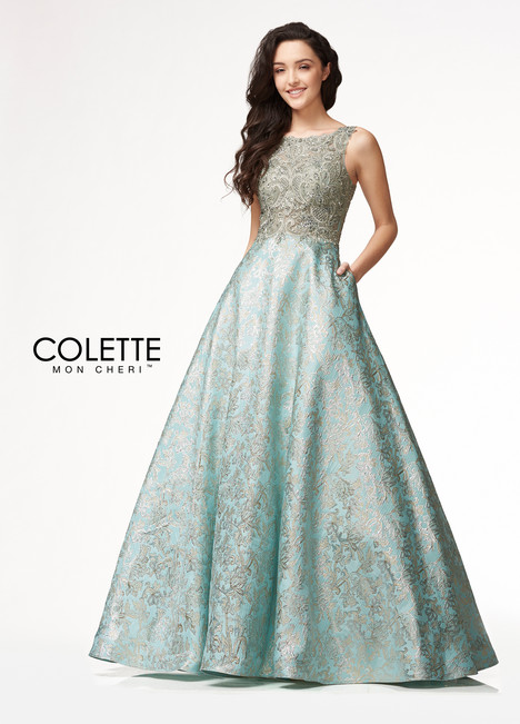 CL18312 Prom                                             dress by Colette by Mon Cheri