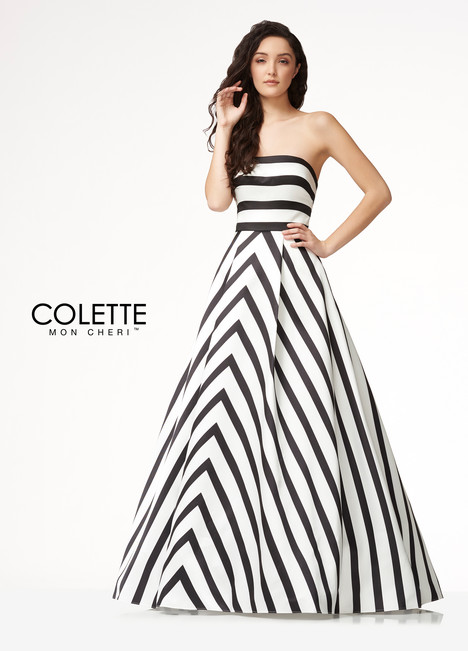 CL18319 Prom dress by Colette by Mon Cheri
