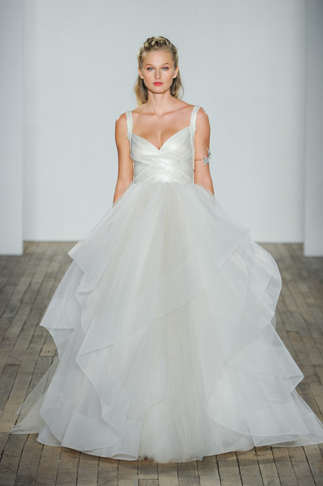 Bowie (6803) Wedding                                          dress by Hayley Paige