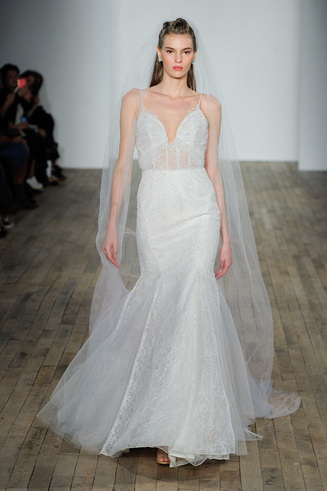Farrah (6809) Wedding                                          dress by Hayley Paige