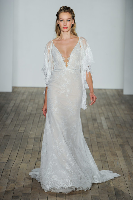 Frida (6813) Wedding                                          dress by Hayley Paige