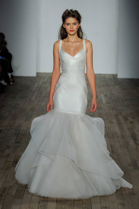 Glazer (6802) Wedding                                          dress by Hayley Paige