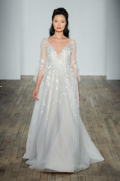 Guinevere (6804) gown from the 2018 Hayley Paige collection, as seen on dressfinder.ca
