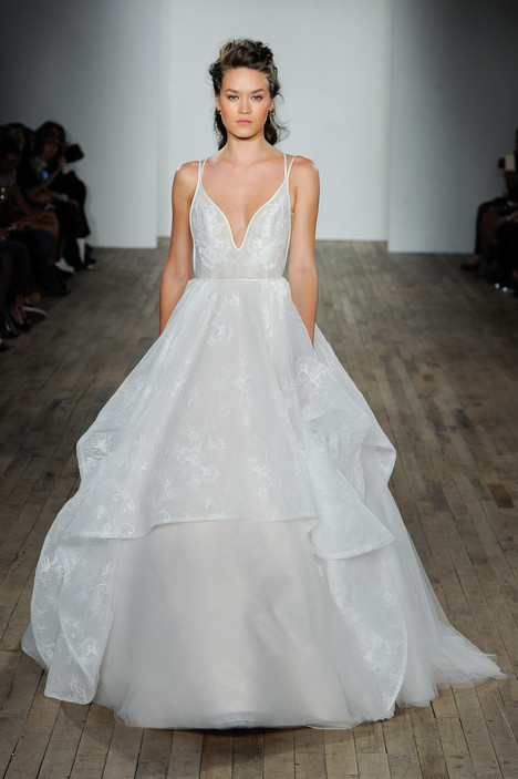 Kellan (6811) Wedding                                          dress by Hayley Paige