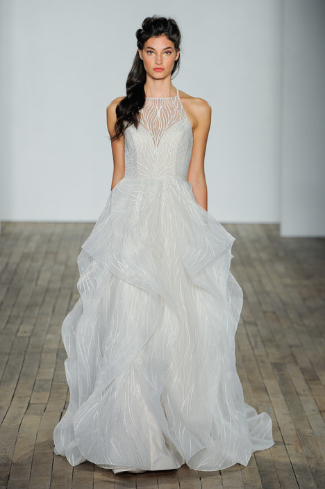 Mercury (6810) Wedding                                          dress by Hayley Paige