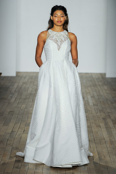 Nirvana (6812) Wedding                                          dress by Hayley Paige