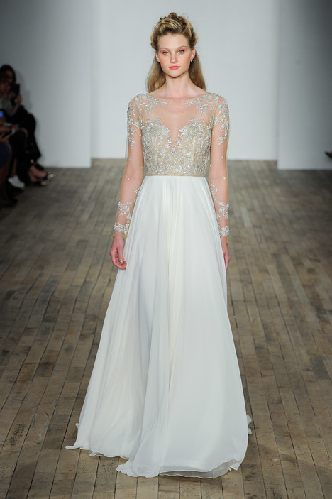 Pascal (6807) Wedding                                          dress by Hayley Paige