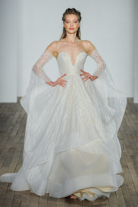 Viva (6815) Wedding                                          dress by Hayley Paige