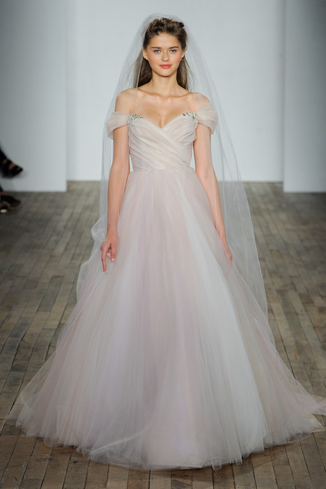 Milo (1809) Wedding                                          dress by Blush by Hayley Paige