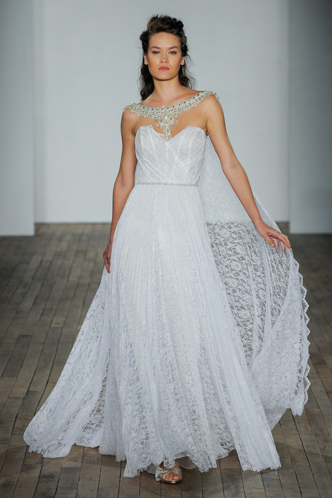 2800 Wedding                                          dress by Tara Keely