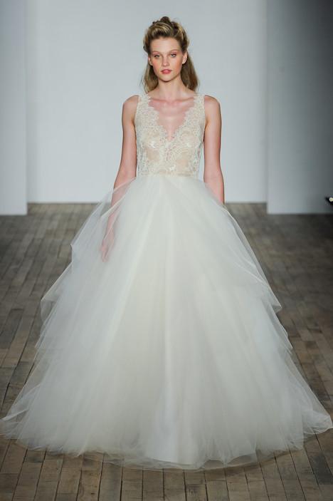 Wedding                                          dress by Tara Keely by Lazaro