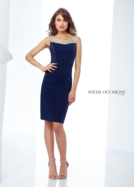 118864 (Royal) Mother of the Bride                              dress by Mon Cheri : Social Occasions