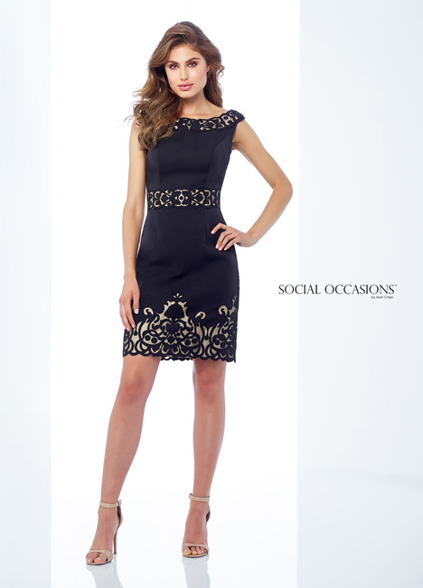 118865 Mother of the Bride                              dress by Mon Cheri : Social Occasions