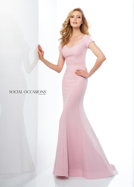 118879 (Pink) Mother of the Bride                              dress by Mon Cheri : Social Occasions
