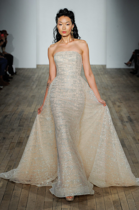 3800 Wedding                                          dress by Lazaro