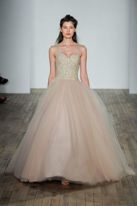 3813 Wedding                                          dress by Lazaro