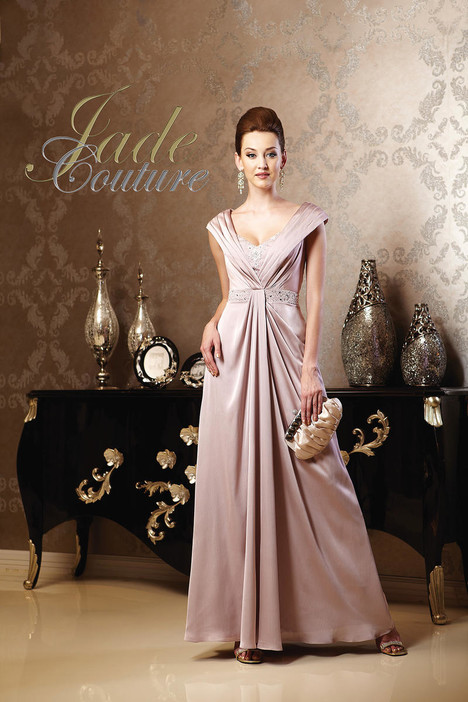 K158003 Mother of the Bride                              dress by Jade Couture
