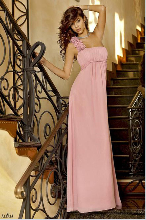 4042 Bridesmaids                                      dress by Alexia Bridesmaids