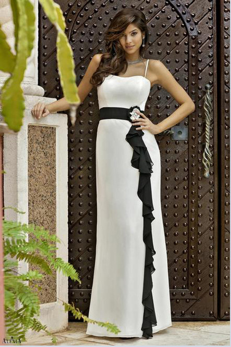4064 Bridesmaids                                      dress by Alexia Bridesmaids