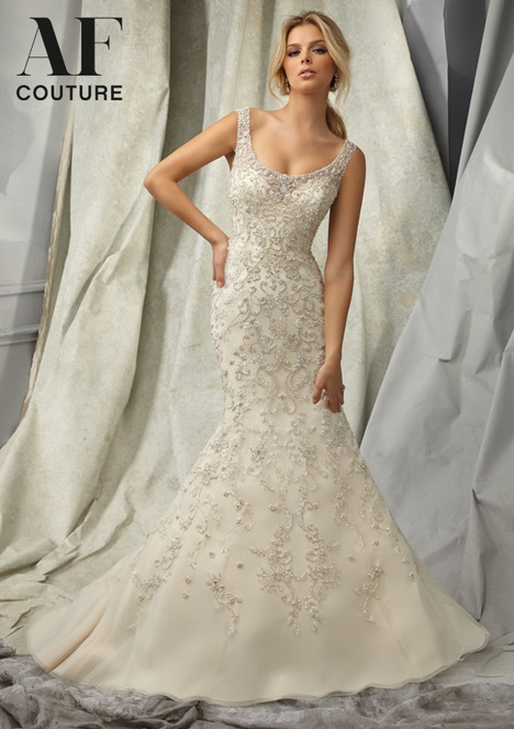 1312 Wedding                                          dress by Mori Lee: AF Couture