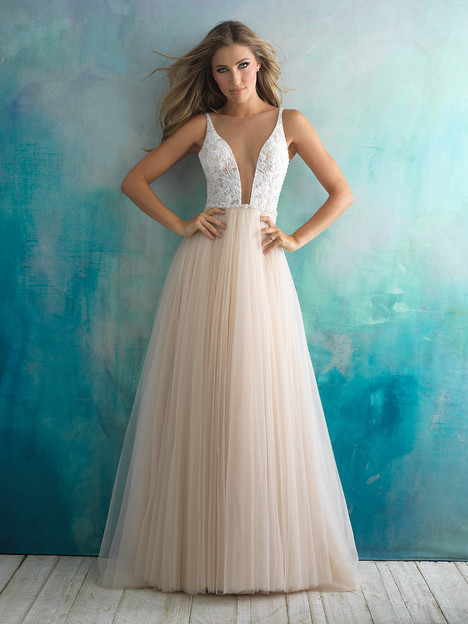 9500 Wedding                                          dress by Allure Bridals