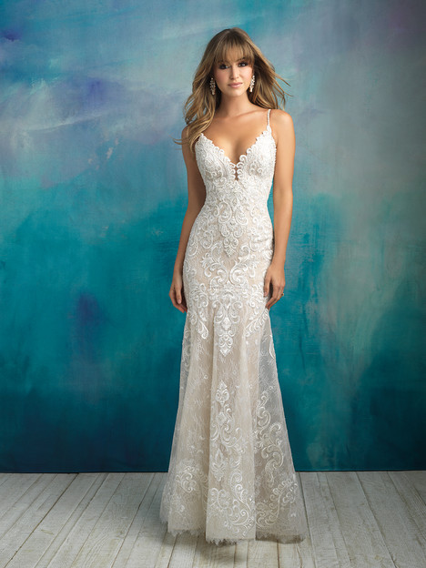 9501 Wedding                                          dress by Allure Bridals