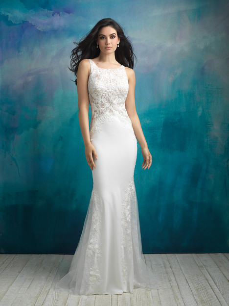 9503 Wedding                                          dress by Allure Bridals