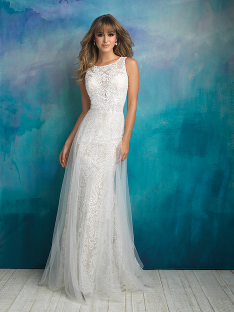 9507 Wedding                                          dress by Allure Bridals