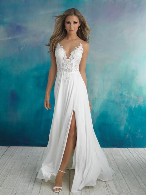 9510 Wedding                                          dress by Allure Bridals