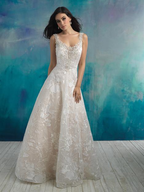 9512 Wedding                                          dress by Allure Bridals