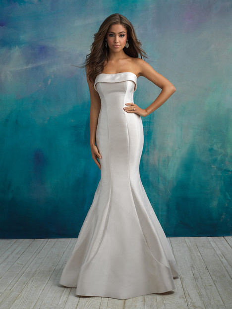 9514 Wedding                                          dress by Allure Bridals