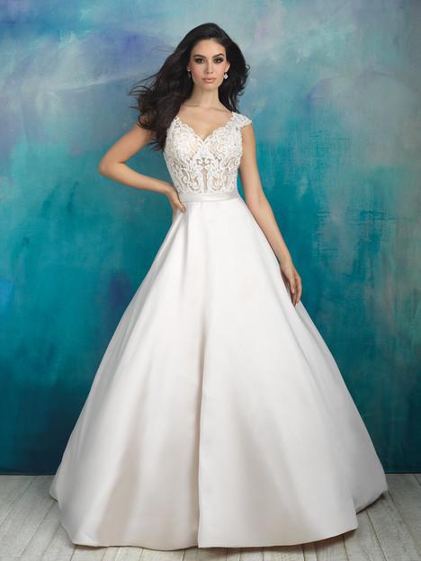 9517 Wedding                                          dress by Allure Bridals