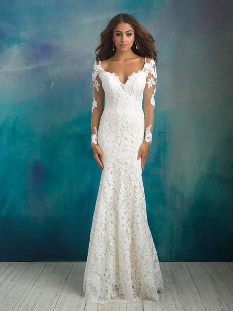 9519 Wedding                                          dress by Allure Bridals