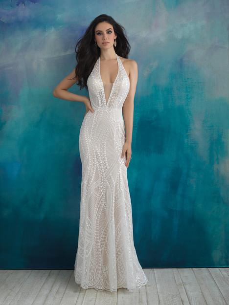 9522 Wedding                                          dress by Allure Bridals