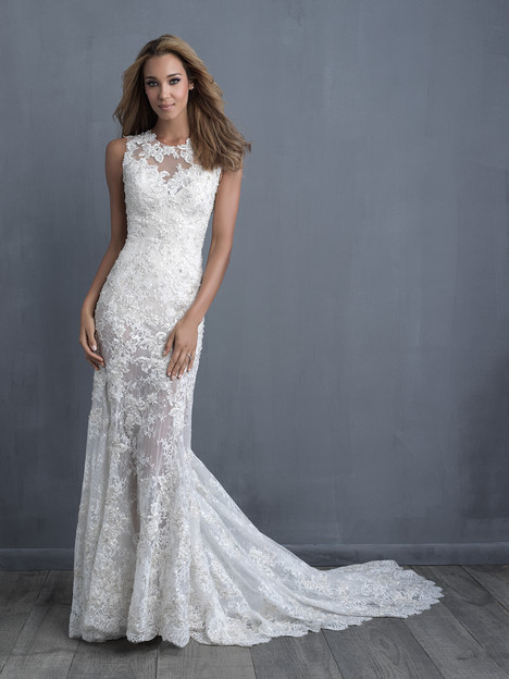 C480 Wedding                                          dress by Allure Couture
