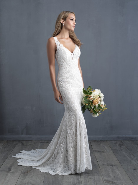C482 Wedding                                          dress by Allure Couture