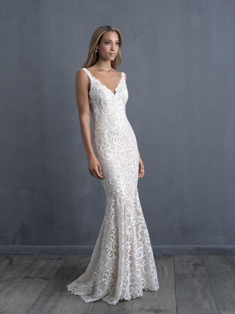 C484 Wedding                                          dress by Allure Couture