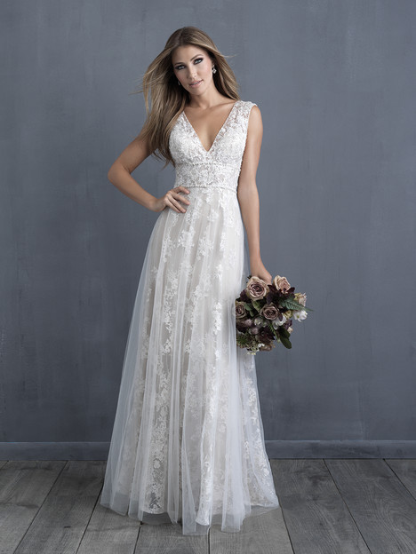C488 Wedding                                          dress by Allure Bridals : Allure Couture
