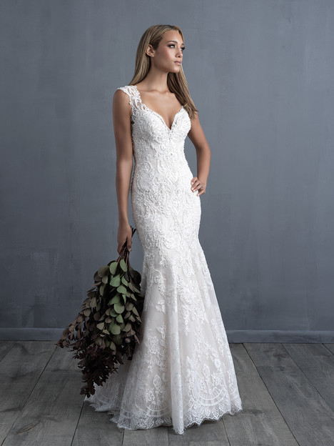 C490 Wedding                                          dress by Allure Bridals : Allure Couture