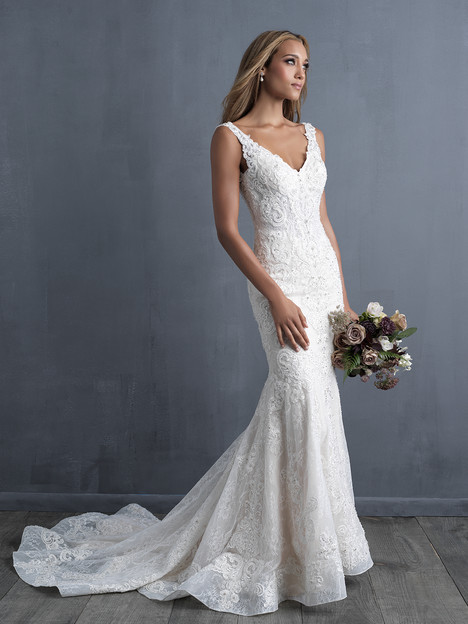 C493 Wedding                                          dress by Allure Bridals : Allure Couture