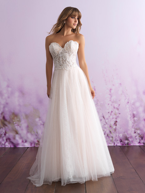 3102 Wedding                                          dress by Allure Bridals : Allure Romance