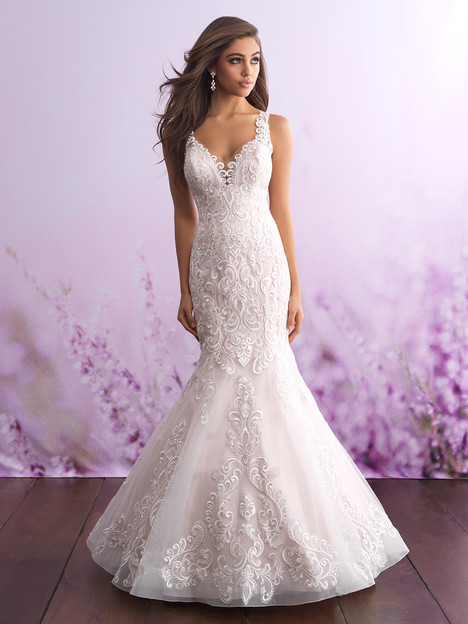 3106 Wedding                                          dress by Allure Bridals : Allure Romance