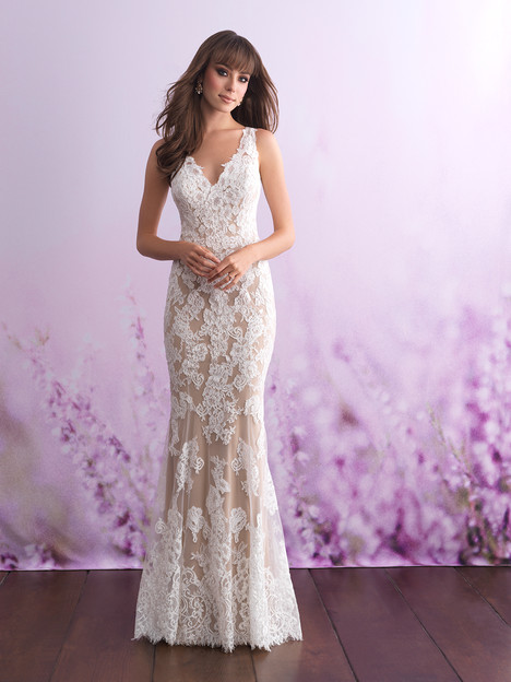3108 Wedding                                          dress by Allure Bridals : Allure Romance