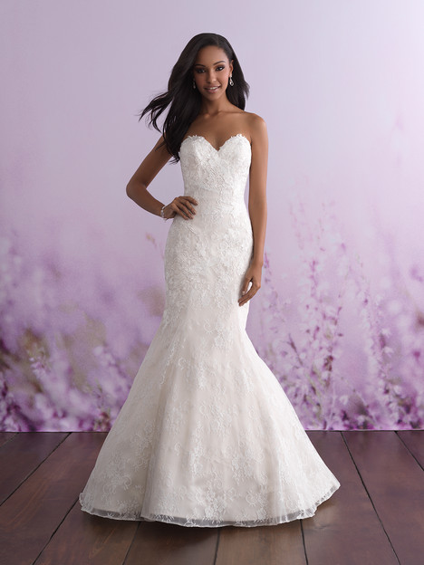 3111 Wedding                                          dress by Allure Bridals : Allure Romance