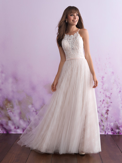 3114 Wedding                                          dress by Allure Bridals : Allure Romance